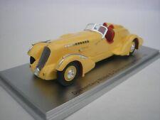 Duesenberg Model Sj Special Mormon Meteor 1935 Yellow 1/43 Kess KE43055010 New