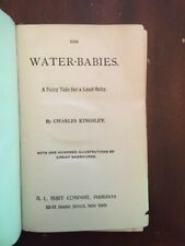 U.D. The Water-Babies A Fairy Tale for a Land-Baby by Charles Kingsley Cornell