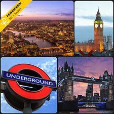 2 Tage 1P London Stadtrundfahrt Kurzurlaub Hotelgutschein Städtereisen Citytrip