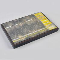 1/35 Kit de Modèle de Plate-Forme Requis en Bois Accessoires de Scène de