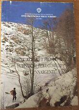 REALTà ATTUALI E PROSPETTIVE TURISTICHE PER I COMUNI DEL GENNARGENTU 1993  ENTE