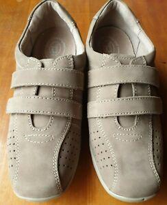 Homyped Evadene Shoes Stucco C+ Sizing