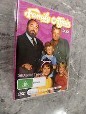 Family Affair : Season 3 (DVD,  Region 4, 5-Disc Set) GF1
