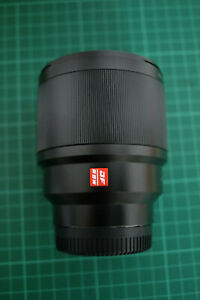 VILTROX 85mm f1.8 XF II, Auto Focus Prime Lens, Fuji X Mount, Fast UK Delivery