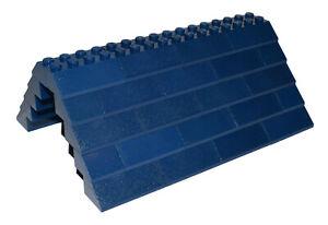 LEGO ROOF 5x12x16 # DARK BLUE # pieces Slopes Tiles 2x4 2x2 # NEW # *