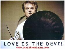 LOVE IS THE DEVIL 6 Photos Originales Cinéma Lobby Cards John Maybury