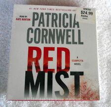 A Scarpetta Novel: Red Mist by Patricia Cornwell (2011, CD, Unabridged) SEALED