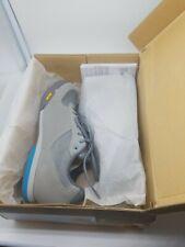 Giro Petra VR Women's Cycling Shoes Titanium / Blue Jewel Size 42 / US 10