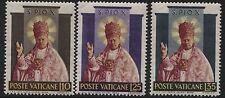 Vaticano - 1954 - Beatificazione Pio X  - serie completa S.43 - nuova - MNH