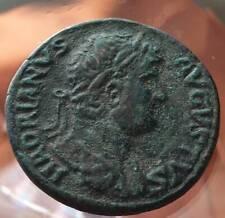 SESTERTIUS HADRIAN 117-138AD
