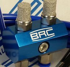 Diff Breather Kit - BRC Double Blue TOYOTA Hilux Landcruiser Prado 4WD 4x4