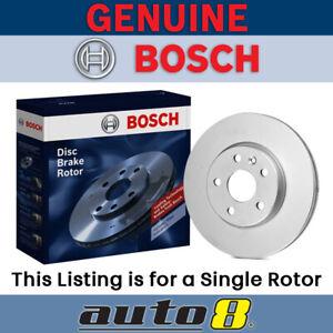 Bosch Front Brake Disc Rotor fits Toyota Vienta VCV10R 3.0L Petrol 3VZ-FE 94-97