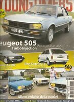YOUNGTIMERS 27 505 TURBO INJECTION VOLVO 760 MERCEDES SL 500 OPEL KADETT GTE