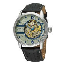 Stuhrling 308A 331592 Men's Prospero Classic Automatic Skeleton Dial Watch