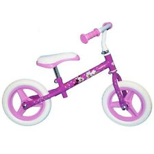 "Balance bike 10 "" Minnie Disney Girl kid bicycle 10 inch"