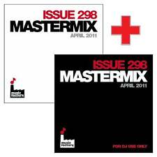 Mastermix Issue 298 Twin DJ CD Set Mixes Ft CeeLo Green & Glee Cast Megamixes