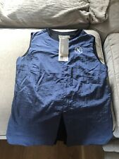 Sleevless Dog Grooming Tunic Size M