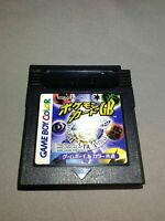 Pokemon Card Gameboy Color Nintendo GB Japan