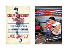 Boxing Instructional Book and DVD - Great For Boxers or Trainers - Free Shipping