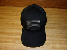 New listing New Rapdom Tactical Gear Men's Blacked Out American Flag Military Operator Hat