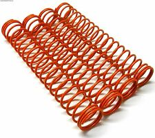 L571 RC Monster Truck Shock Absorber Damper Spring 1/8 120mm for 170mm Orange