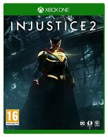 Injustice 2 Xbox One BRAND NEW & SEALED - Fast Dispatch UK Seller