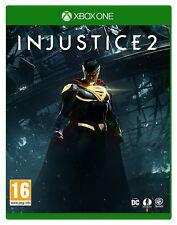 Injustice 2 XBOX ONE Nuevo y precintado - Envío Rápido Vendedor GB