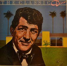 "DEAN MARTIN - LE CLASSIQUE DINO 12"" LP (T940)"