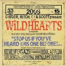 The Wildhearts - Stop Us If You've Heard This One...  CD  15 Tracks Rock  NEW!