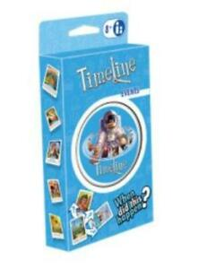 Asmodee Card Game Timeline - Events (Eco-Blister) New