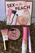 TOO FACED SEX ON THE PEACH THE ULTIMATE COMPLEXION PERFECTING & MASCARA SET