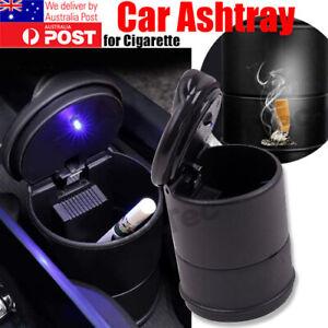 1x Portable Auto Car Ashtray Truck Cigarette Smoke Ashtray Ash Cylinder Holder