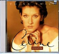 Celine Dion Think Twice    BRAND  NEW SEALED CD