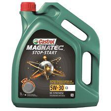 5 L LITER CASTROL MAGNATEC STOP-START 5W-30 C3 MOTOR-ÖL MOTOREN-ÖL 31891976