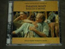 Paradise Road Soundtrack (CD, Apr-1997, CBS Masterworks)