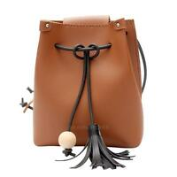 Fashion Women Lady PU Leather Messenger Handbag Wallet Purse Clutch Shoulder Bag