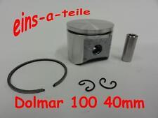 Kolben passend für Dolmar 100 40mm NEU Top Qualität