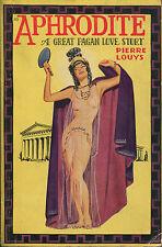 Aphrodite by Pierre Louys-Vintage Avon Paperback-1946