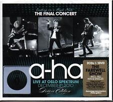 A-ha/ending on a Highnote-the Final Concert 2cd+dvd * new & sealed * NOUVEAU *
