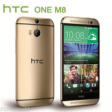"32GB+2 5""HTC One M8 4G LTE 1080P GSM Unlocked Android Smartphone Móvil Original"
