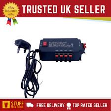 More details for new- 24v bar light/pump transformer switched/ 6 outlets/bar, man cave, pub shed