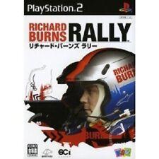 PS2 Richard Burns Rally Japan PlayStation 2