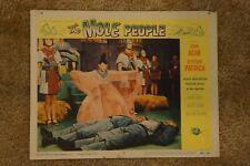 MOLE PEOPLE  HORROR  SCI-FI  CARD #8  1956