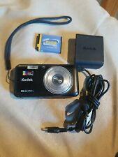 Kodak EasyShare V803 8MP - Digital Camera - Battery & Charging Cable Incl WORKS