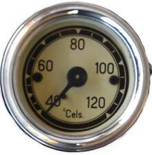 Fernthermometer mechanisch 52 mm für wassergekühlte Motoren 2 Meter Kapillar