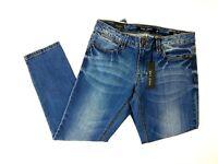 Max Jeans Womens Crop Jean Size 2 Medium Blue Wash
