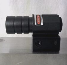 Compact Red Laser Sight Universal 20mm Rail Mount For Pistol Rifle