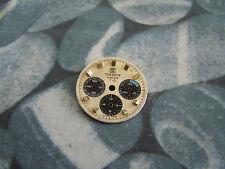 Dial for Tissot T12 Super Chronograph Lemania 873
