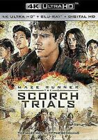 The Maze Corridore - The Scorch Trials 4K Ultra HD Nuovo 4K UHD (6470806000)