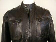 mens levi leather jacket